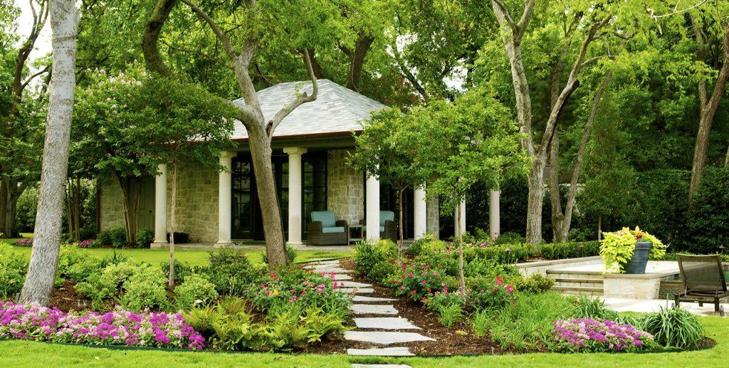 PRESTON HOLLOW landscape design