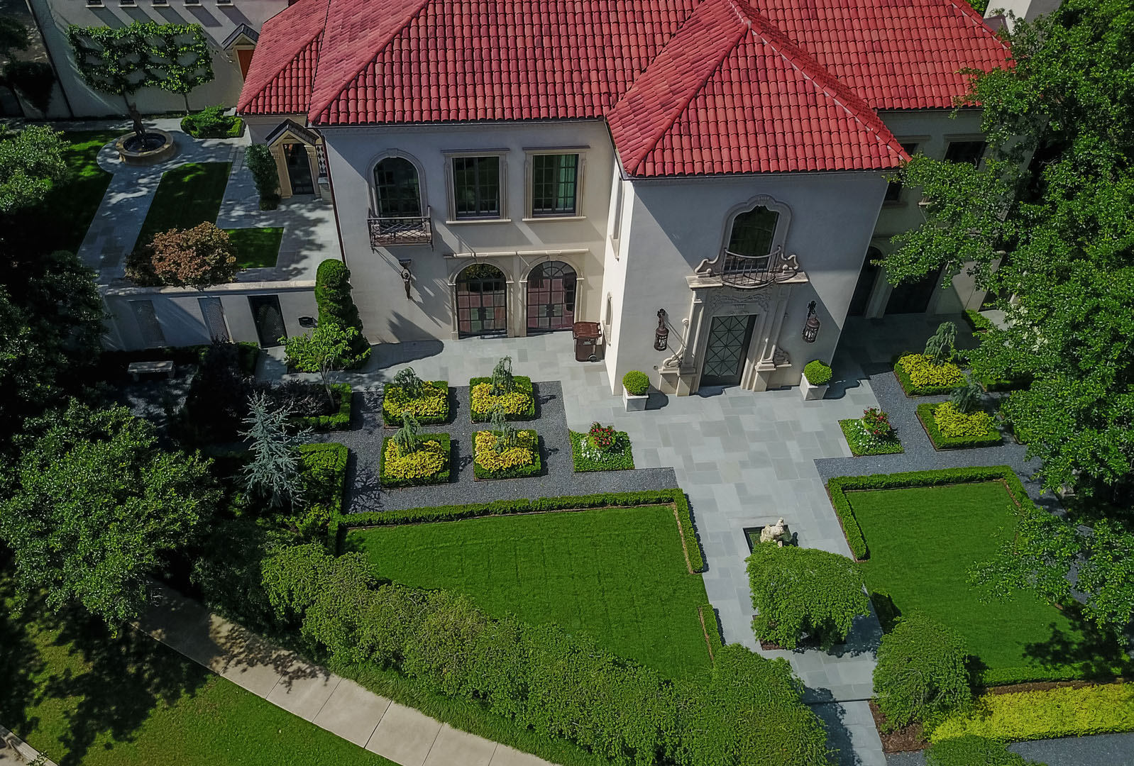 Lawns Of Dallas Your Premier Landscape Provider For Residential Commercial Services In Dallas